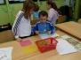 Návštěva dětí v základní škole
